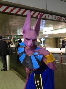 birusu cosplay
