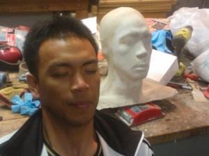 birusu cosplay face cast