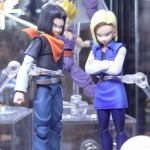 android 17 and 18 figuarts
