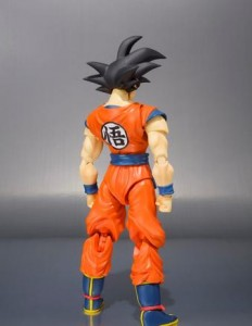 Mexico tamashii nations goku