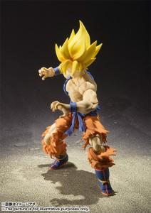 SH Figuarts Super Saiyan Son Goku Super Warrior Awakening