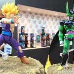 Battle damaged gohan and premium cell